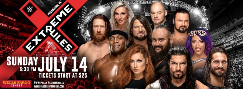 WWE Extreme Rules 2019: Predictions &Analysis