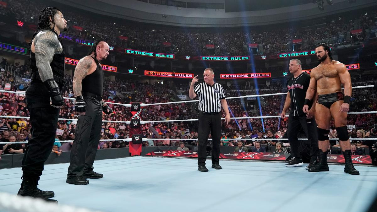 WWE Extreme Rules 2019: Every Match Ranked