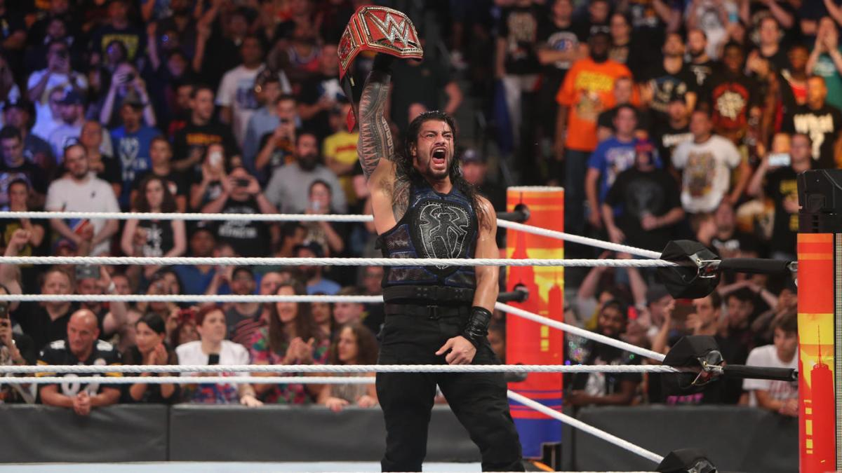 10 Biggest Title Changes In Summerslam History