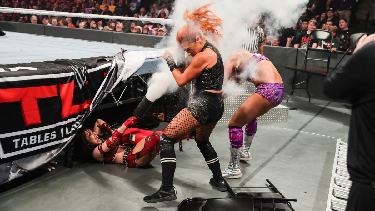 WWE TLC: Tables, Ladders & Chairs 2019: Every Match Ranked