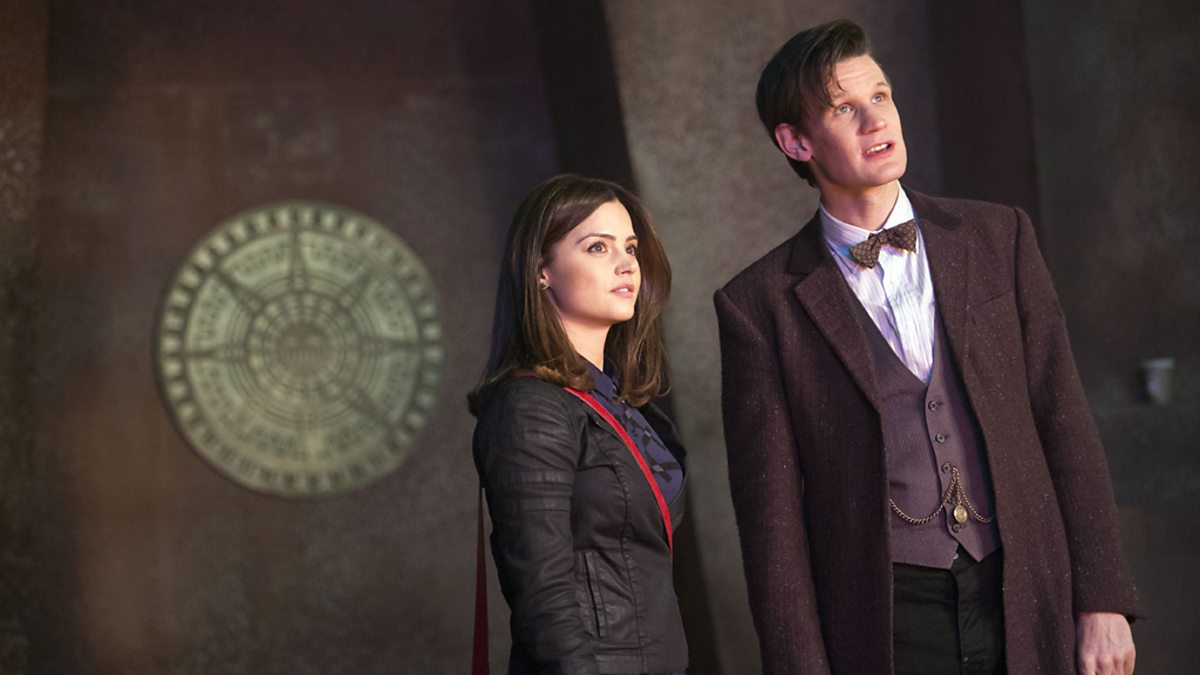 Every Episode of Doctor Who Series 7 (2012 & 2013) Ranked (Part1)