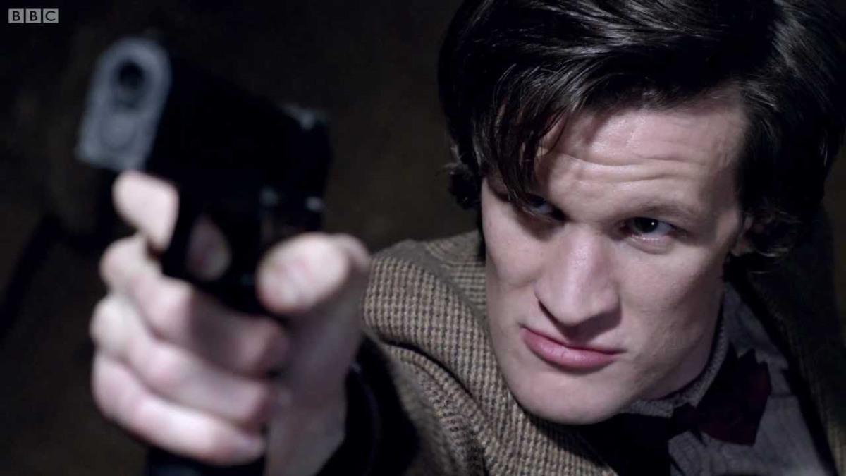 The 9 Best Cliffhangers in Doctor Who