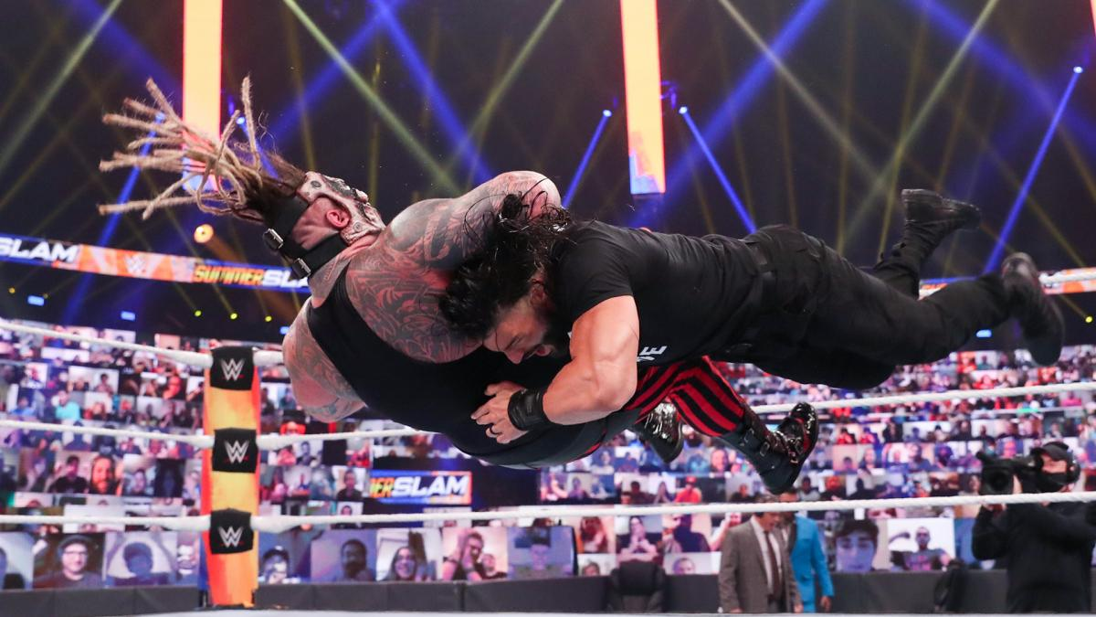 WWE Summerslam 2020: Every Match Ranked