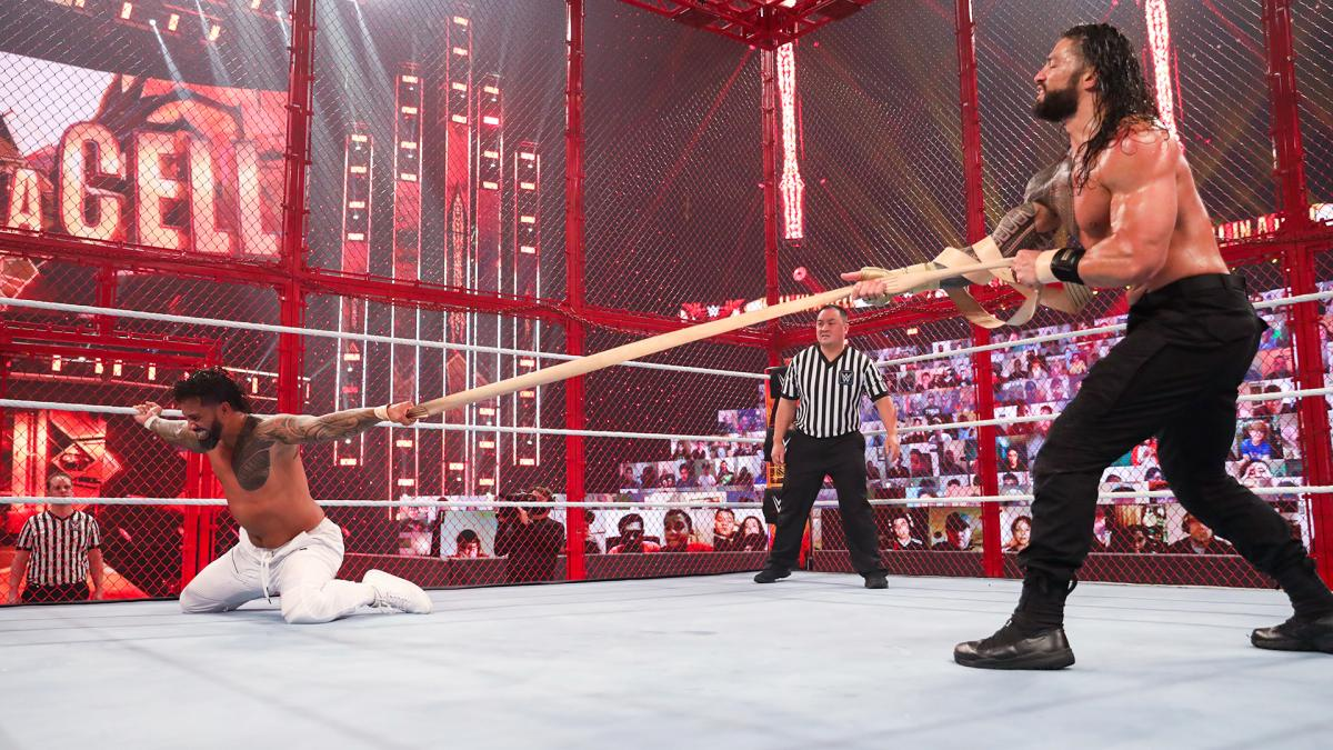 WWE Hell in a Cell 2020: Every Match Ranked