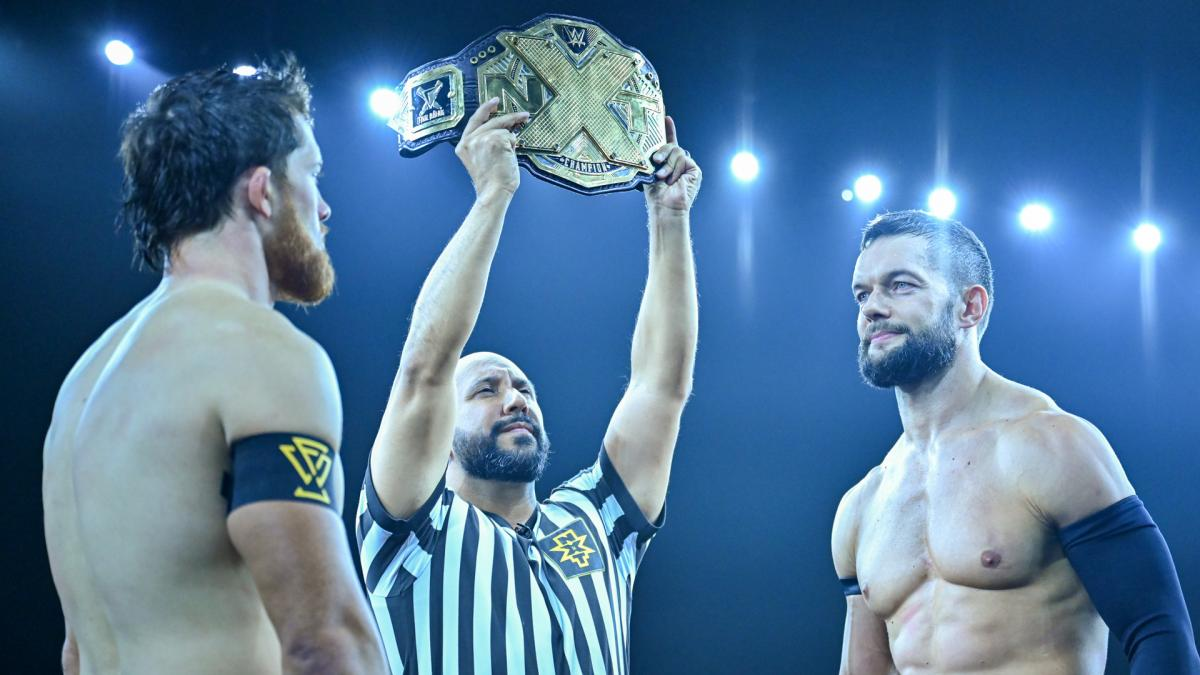 NXT Takeover 31: Every MatchRanked