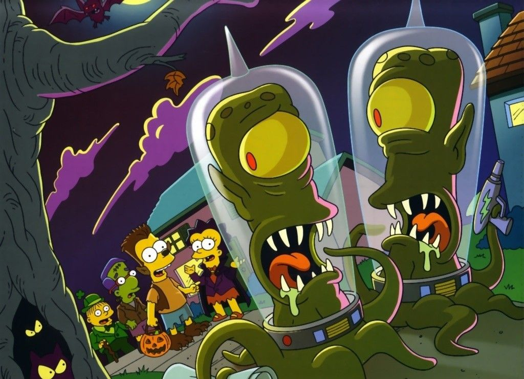 The 10 Worst Treehouse of Horror Episodes of The Simpsons