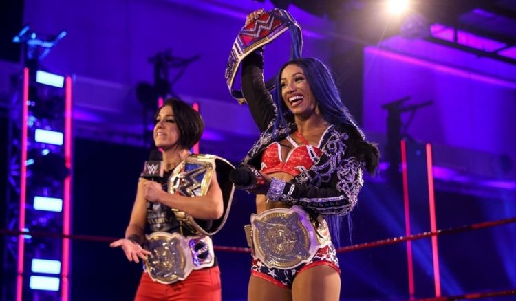 Every WWE Raw & Smackdown Women's Champion Ranked
