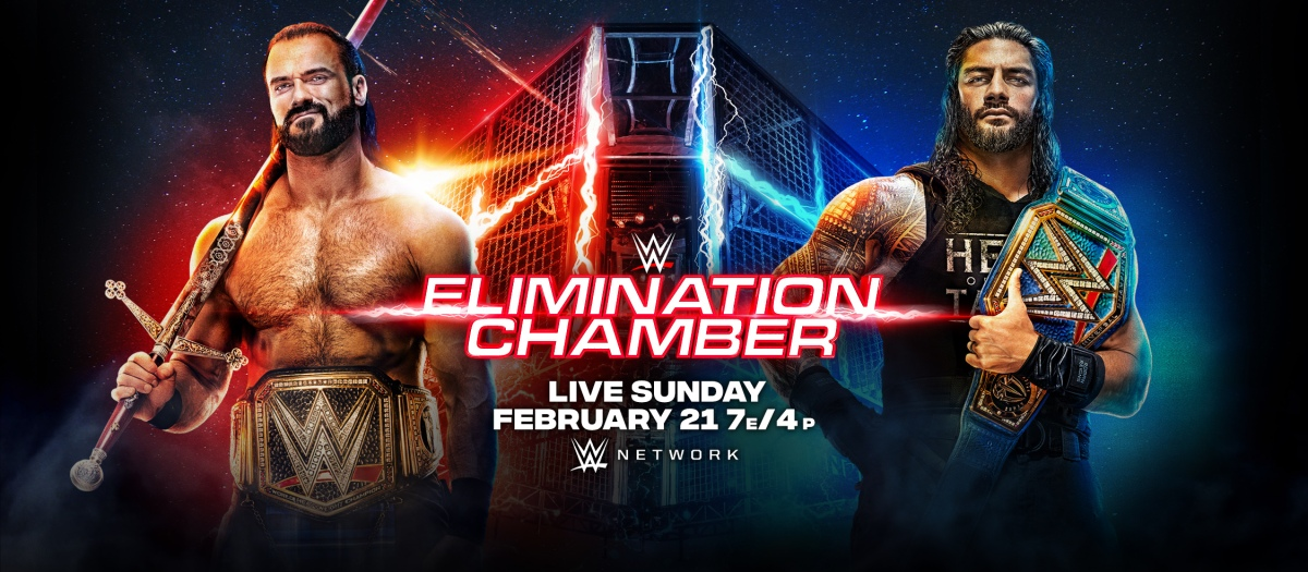 WWE Elimination Chamber 2021: Predictions & Analysis