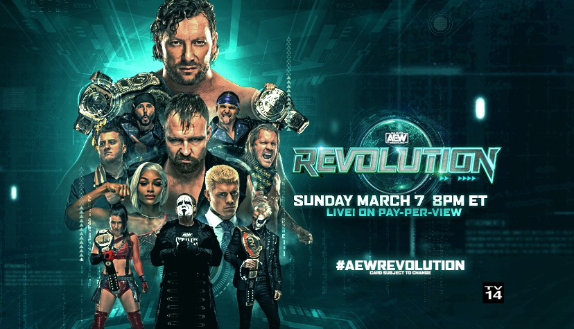 AEW Revolution 2021: Every Match Ranked