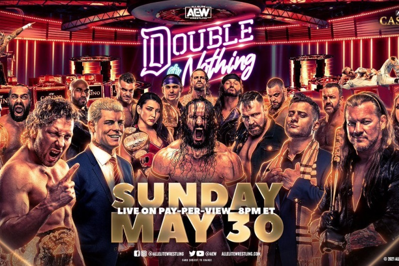 AEW Double or Nothing 2021: Every MatchRanked